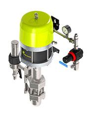 Насосы Flowmax для безвоздушного распыления